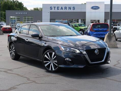 2019 Nissan Altima for sale at Stearns Ford in Burlington NC
