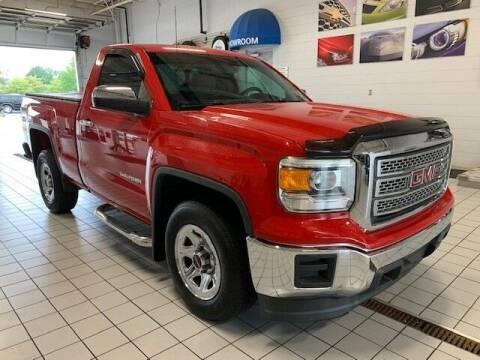 2014 GMC Sierra 1500 for sale at Dunn Chevrolet in Oregon OH