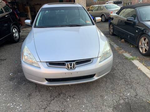 2005 Honda Accord for sale at Big T's Auto Sales in Belleville NJ