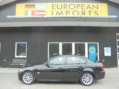 2011 BMW 3 Series for sale at EUROPEAN IMPORTS in Lock Haven PA
