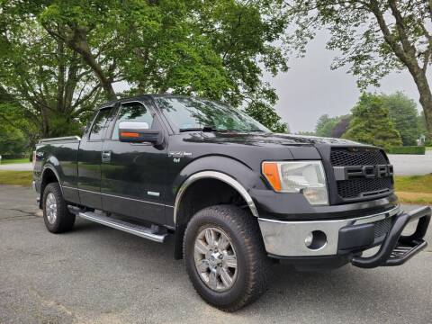 2012 Ford F-150 for sale at iDrive in New Bedford MA