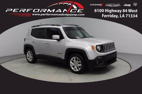 2018 Jeep Renegade for sale at Performance Dodge Chrysler Jeep in Ferriday LA