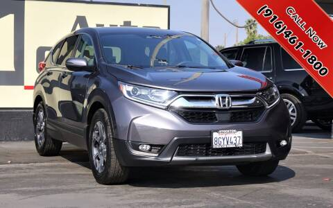 2018 Honda CR-V for sale at H1 Auto Group in Sacramento CA