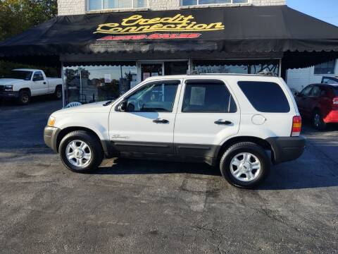 2004 Ford Escape for sale at Credit Connection Auto Sales Inc. YORK in York PA