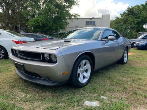 2014 Dodge Challenger for sale at Florida Automobile Outlet in Miami FL