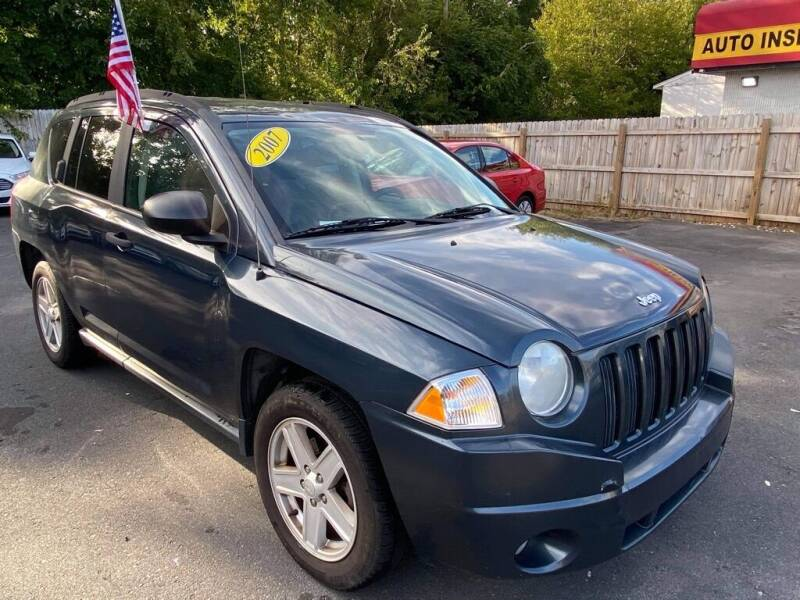 2007 Jeep Compass for sale at Auto Revolution in Charlotte NC