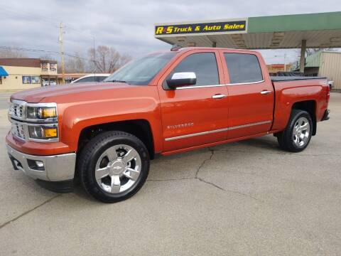 2015 Chevrolet Silverado 1500 for sale at R & S TRUCK & AUTO SALES in Vinita OK