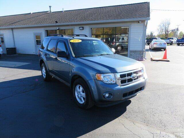 2010 Ford Escape for sale at Tri-County Pre-Owned Superstore in Reynoldsburg OH