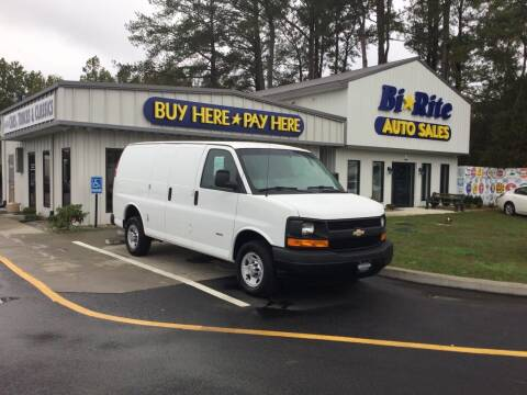 2014 Chevrolet Express Cargo for sale at Bi Rite Auto Sales in Seaford DE