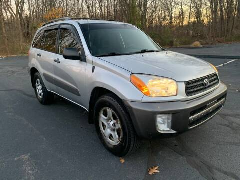 2003 Toyota RAV4 for sale at Volpe Preowned in North Branford CT