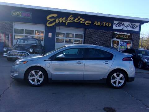 2013 Chevrolet Volt for sale at Empire Auto Sales in Sioux Falls SD