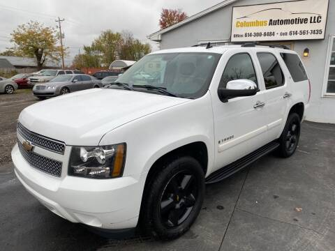 2008 Chevrolet Tahoe for sale at COLUMBUS AUTOMOTIVE in Reynoldsburg OH