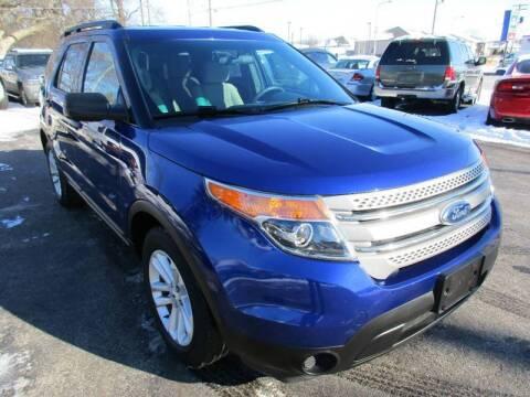 2015 Ford Explorer for sale at U C AUTO in Urbana IL