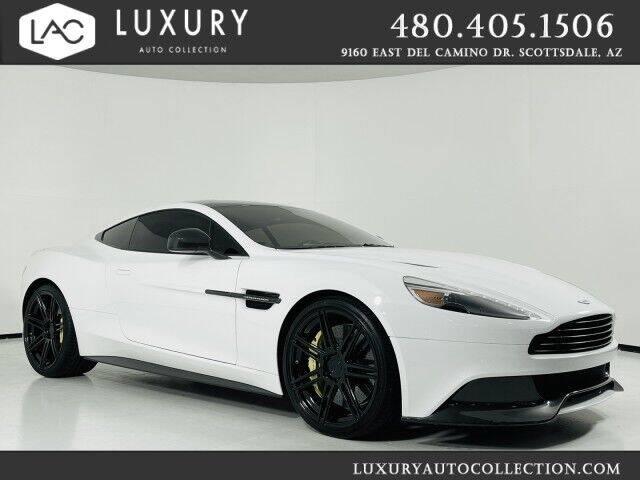 2014 Aston Martin Vanquish for sale in Scottsdale, AZ