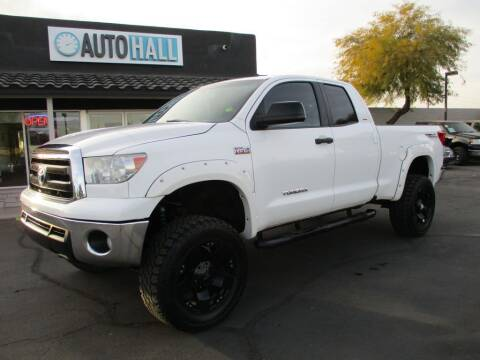 2012 Toyota Tundra for sale at Auto Hall in Chandler AZ