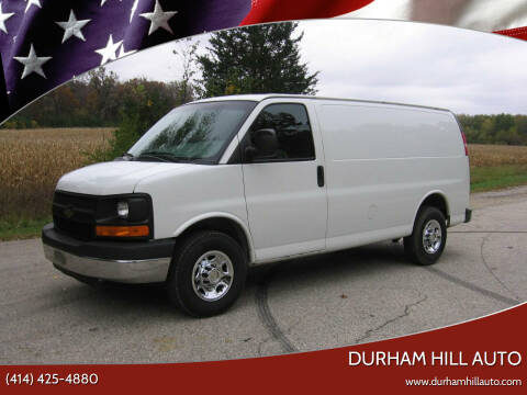 2013 Chevrolet Express Cargo for sale at Durham Hill Auto in Muskego WI