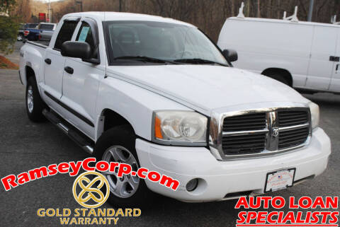 2007 Dodge Dakota for sale at Ramsey Corp. in West Milford NJ