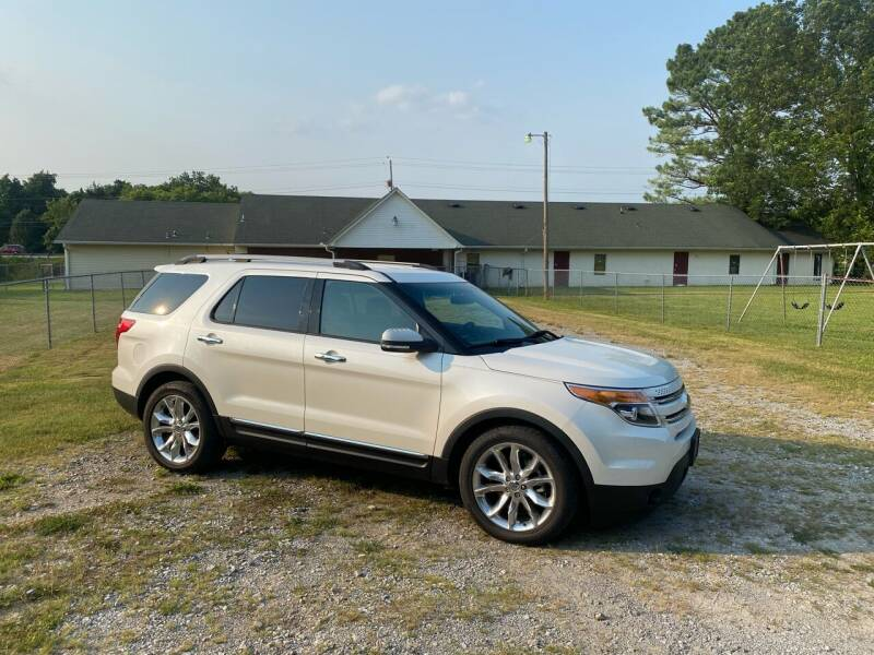 2011 Ford Explorer for sale at Tennessee Valley Wholesale Autos LLC in Huntsville AL