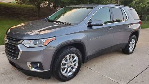 2019 Chevrolet Traverse for sale at Western Star Auto Sales in Chicago IL