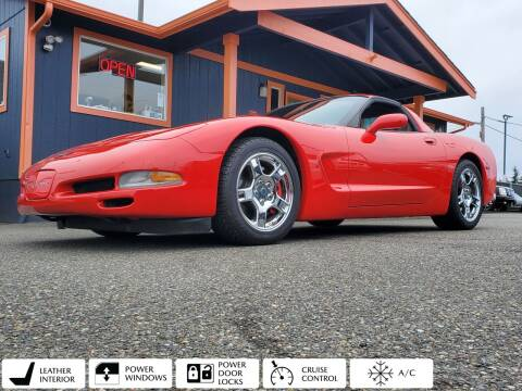 1999 Chevrolet Corvette for sale at Sabeti Motors in Tacoma WA
