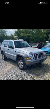 2005 Jeep Liberty for sale at MFT Auction in Lodi NJ