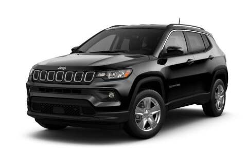 2022 Jeep Compass for sale at North Olmsted Chrysler Jeep Dodge Ram in North Olmsted OH
