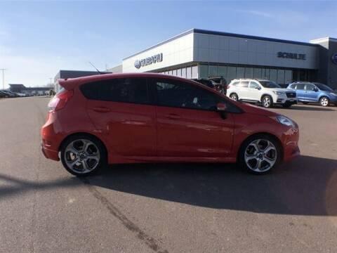 2016 Ford Fiesta for sale at Schulte Subaru in Sioux Falls SD
