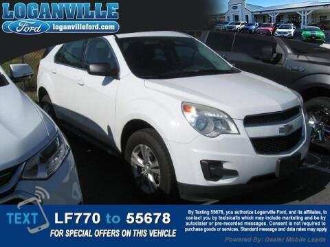 2015 Chevrolet Equinox for sale at Loganville Quick Lane and Tire Center in Loganville GA