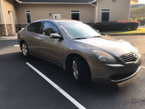 2007 Nissan Altima for sale at Paramount Autosport in Kennesaw GA