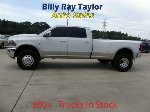 2011 RAM Ram Pickup 3500 for sale at Billy Ray Taylor Auto Sales in Cullman AL