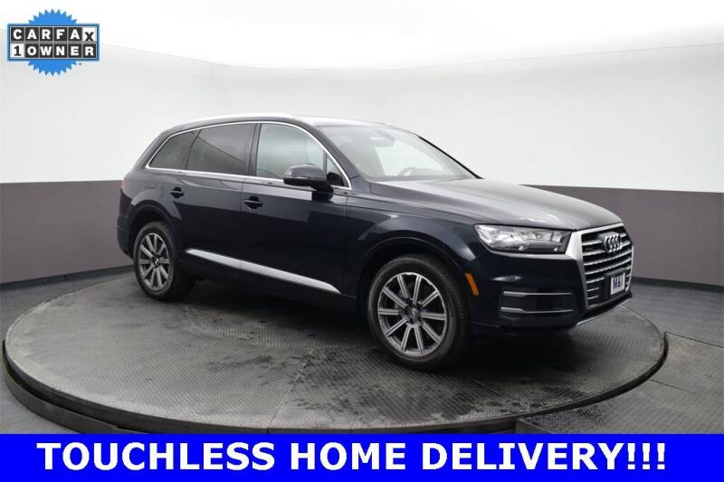 2018 Audi Q7 for sale at M & I Imports in Highland Park IL