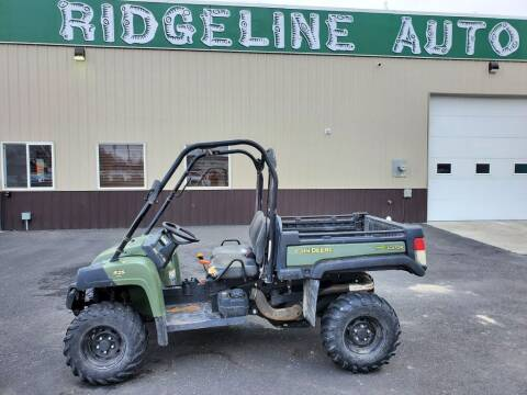 2011 DEER GATOR for sale at RIDGELINE AUTO in Chubbuck ID