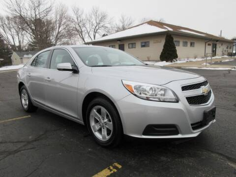 2013 Chevrolet Malibu for sale at Fox River Motors, Inc in Green Bay WI