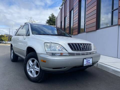 2001 Lexus RX 300 for sale at DAILY DEALS AUTO SALES in Seattle WA