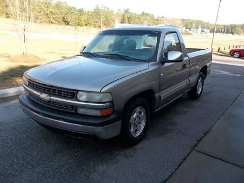2001 Chevrolet Silverado 1500 for sale at Anderson Wholesale Auto in Warrenville SC