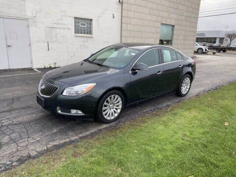 2012 Buick Regal for sale at Cappellino Cadillac in Williamsville NY