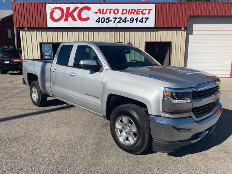 2019 Chevrolet Silverado 1500 LD for sale at OKC Auto Direct in Oklahoma City OK