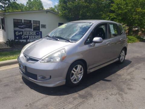 2008 Honda Fit for sale at TR MOTORS in Gastonia NC