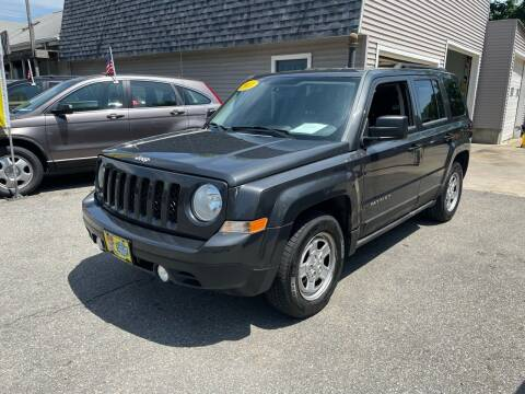 2011 Jeep Patriot for sale at JK & Sons Auto Sales in Westport MA