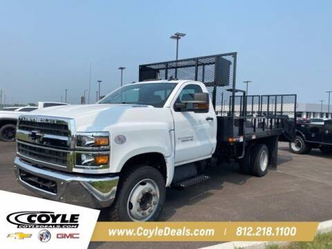 2020 Chevrolet Silverado 6500HD for sale at COYLE GM - COYLE NISSAN - New Inventory in Clarksville IN