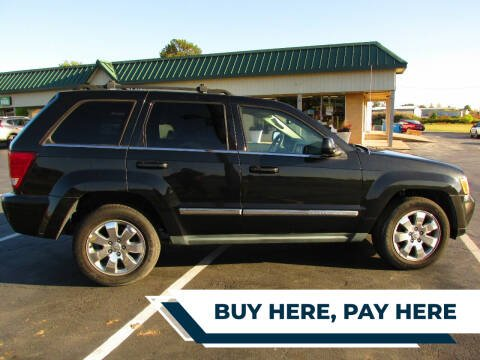 2009 Jeep Grand Cherokee for sale at Auto World in Carbondale IL