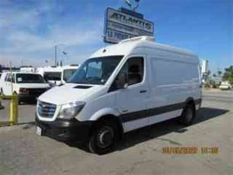 2015 Freightliner Sprinter Cargo for sale at Atlantis Auto Sales in La Puente CA