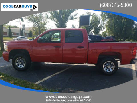 2011 Chevrolet Silverado 1500 for sale at Cool Car Guys in Janesville WI