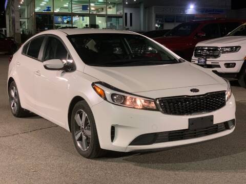 2018 Kia Forte for sale at A.I. Monroe Auto Sales in Bountiful UT