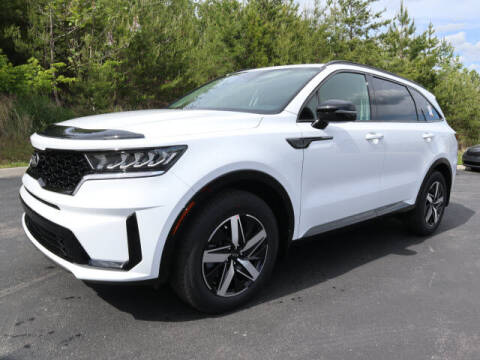 2021 Kia Sorento for sale at RUSTY WALLACE KIA OF KNOXVILLE in Knoxville TN