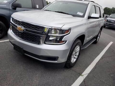2018 Chevrolet Tahoe for sale at Strosnider Chevrolet in Hopewell VA
