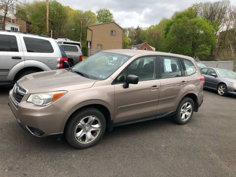 2014 Subaru Forester for sale at Fellini Auto Sales & Service LLC in Pittsburgh PA