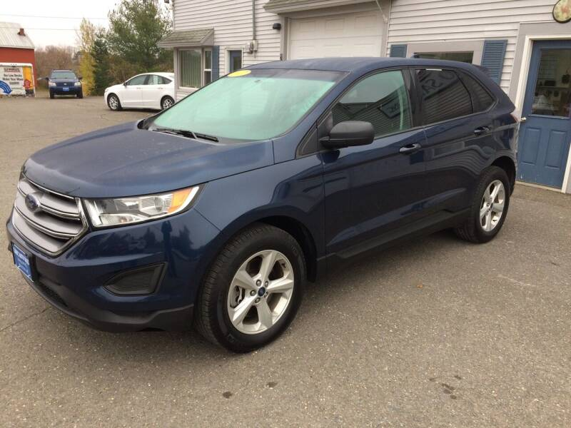 2017 Ford Edge for sale at CLARKS AUTO SALES INC in Houlton ME