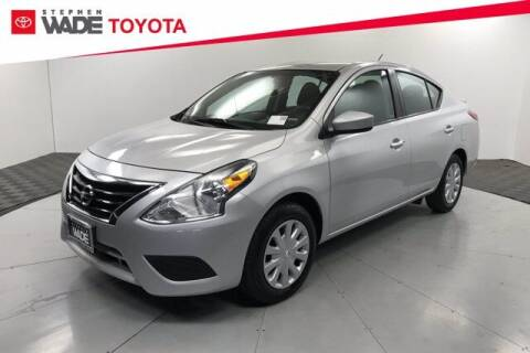 2018 Nissan Versa for sale at Stephen Wade Pre-Owned Supercenter in Saint George UT