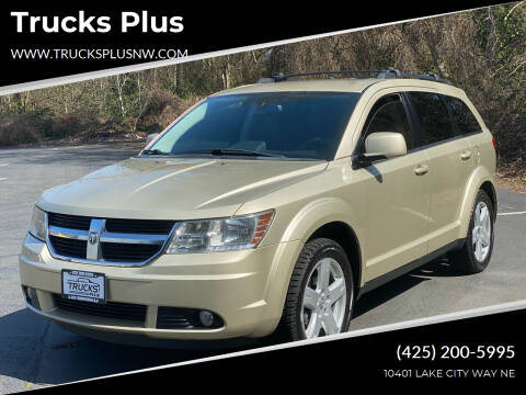 2010 Dodge Journey for sale at Trucks Plus in Seattle WA